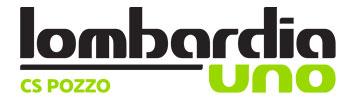 Lombardia Uno | Affitto Campi da Calcio, Calcetto, Beach Volley, Beach Tennis, Foot Volley e Paddle Padel a Milano | immagine logo centro sportivo Pozzo