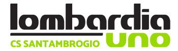 Lombardia Uno | Affitto Campi da Calcio, Calcetto, Beach Volley, Beach Tennis, Foot Volley e Paddle Padel a Milano | immagine logo centro sportivo Sant'Ambrogio