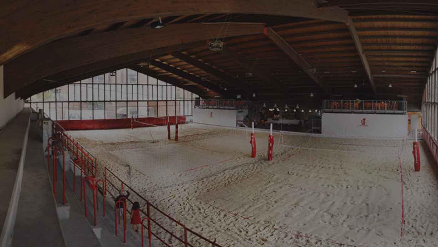 Lombardia Uno | Affitto Campi da Calcio, Calcetto, Beach Volley, Beach Tennis, Foot Volley e Paddle Padel a Milano | immagine beach volley Milano