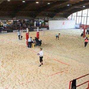 Lombardia Uno | Affitto Campi da Beach Volley, Beach Tennis, Foot Volley a Milano | immagine beach volley campi pratica 2021
