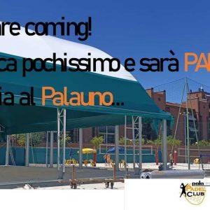 Lombardia Uno | Affitto Campi da Beach Volley, Beach Tennis, Foot Volley a Milano | immagine Padel Paddle al Palauno