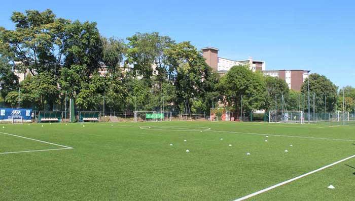 Lombardia Uno | Affitto Campi da Calcio, Calcetto, Beach Volley, Beach Tennis, Foot Volley e Paddle Padel a Milano | immagine Sant'Ambrogio