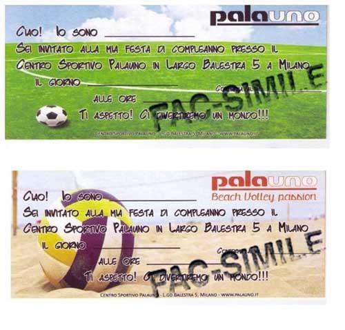 Lombardia Uno   Affitto Campi da Beach Volley, Beach Tennis, Foot Volley a Milano   immagine Feste di Compleanno Biglietti