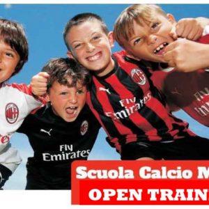 Lombardia Uno | Affitto Campi da Beach Volley, Beach Tennis, Foot Volley a Milano | immagine Open Day Calcio Gratuiti 2021