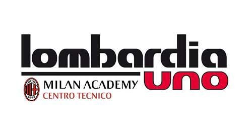 Lombardia Uno | Affitto Campi da Calcio, Calcetto, Beach Volley, Beach Tennis, Foot Volley e Paddle Padel a Milano | immagine logo menù Milan Centro Tecnico