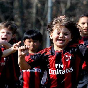 Scuola Calcio Elitè Centro Tecnico A.C. Milan   Scuola Lezioni Corsi Personal Trainer Milano   immagine Scuola Calcio Milan