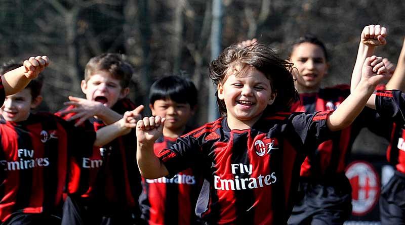 Scuola Calcio Elitè Centro Tecnico A.C. Milan | Scuola Lezioni Corsi Personal Trainer Milano | immagine Scuola Calcio Milan